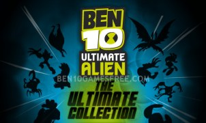 Ben 10 Ultimate Alien Collection Game