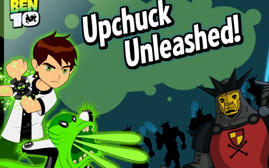 Ben 10 Upchuck Unleashed Game