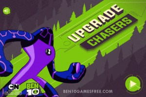Ben 10 Upgrade Chasers Game