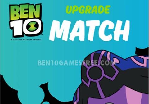 Ben 10 Upgrade Match Game