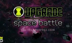 Ben 10 Upgrade Space Battle Game