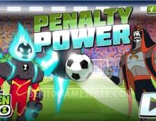 Ben 10 Penalty Power Game