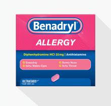 Productos contra la alergia y la picazn para adultos y