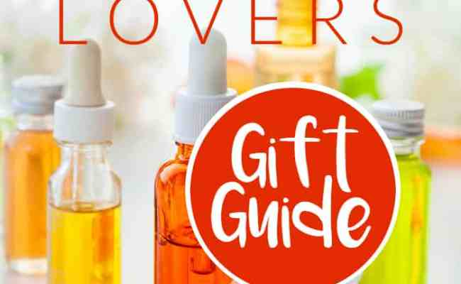 Ultimate Gift Guide For Essential Oil Lovers Ben And Me