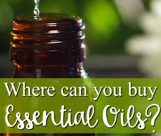 When Using Essential Oils In Aromatherapy You Need Good Quality Pure Oils Pure