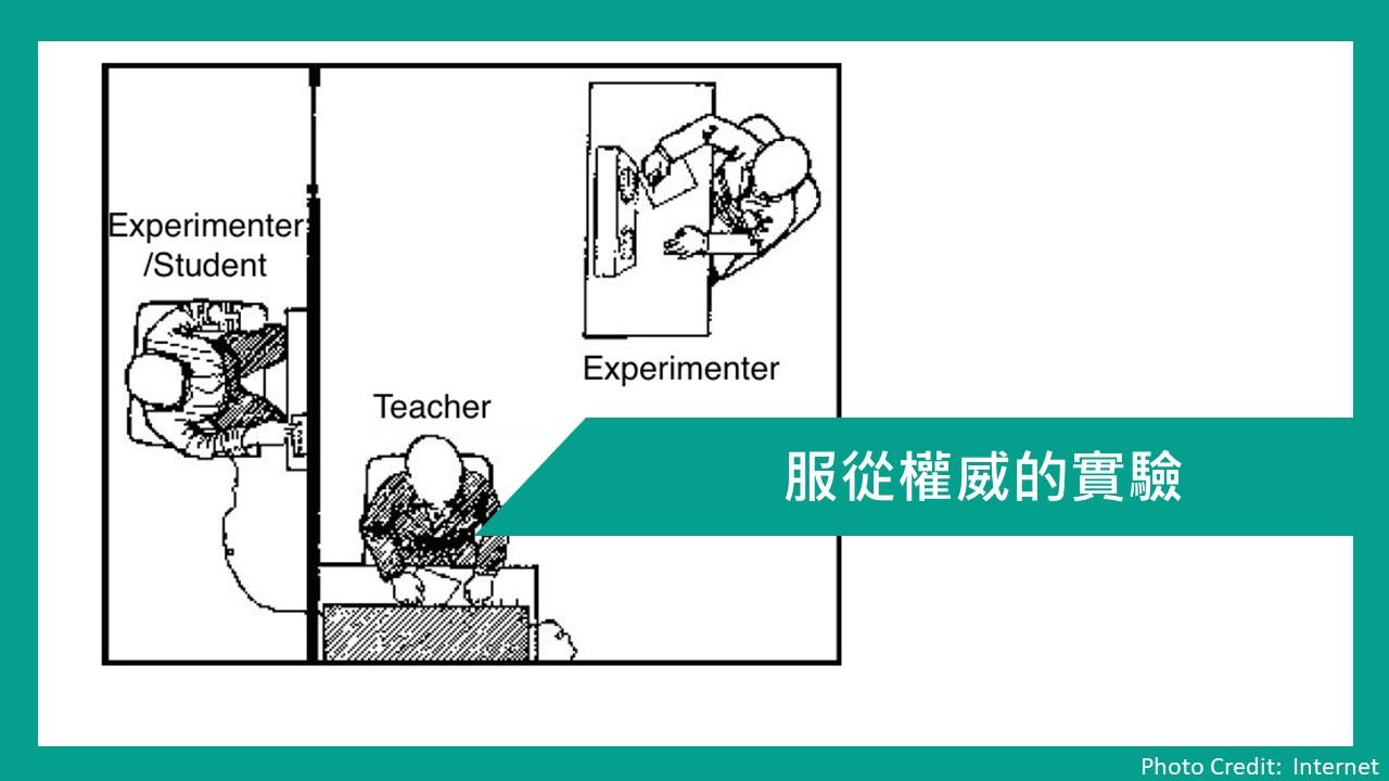 服從權威的實驗 | 香港郵輪愛好者 及 Ben 哥哥有話兒