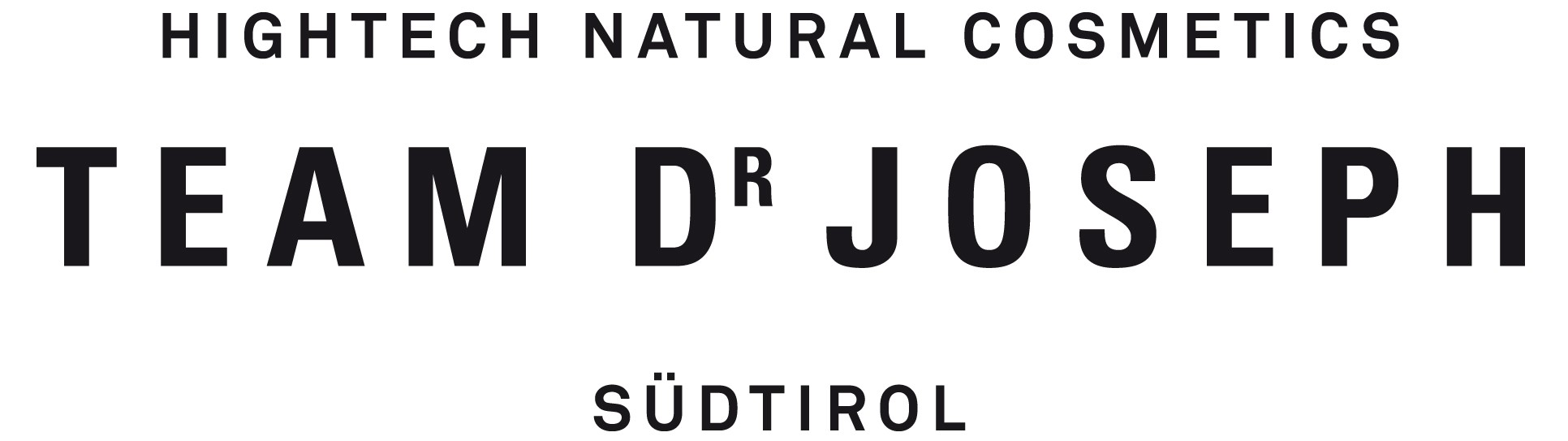 TEAM DR JOSEPH – Hightech Natural Cosmetics