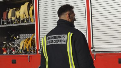 Photo of La Diputación dota de equipos de protección a los Bomberos del Parque de Benavente