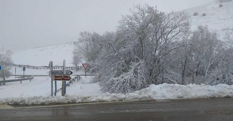 Photo of León en alerta naranja por nevadas durante las próximas 48 horas