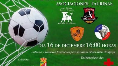 Photo of I Torneo Benéfico de Fútbol Sala de Asociaciones Taurinas para Cruz Roja