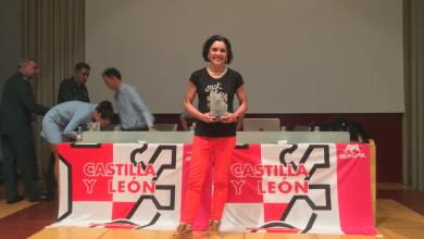 Photo of Pepa García se proclama como la mejor triatleta de Castilla y León