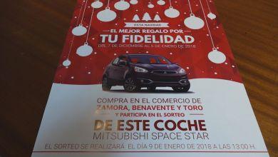Photo of Sorteo de un coche en la campaña de Navidad de la CEOE