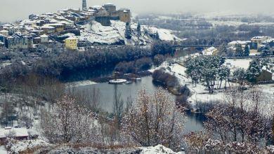 Photo of GALERÍA: La nieve viste de blanco Sanabria