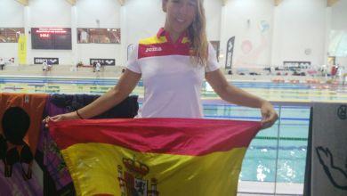 Photo of Carolina Ganado preseleccionada por la RFSS para la Swiss Pool Lifesaving Cup
