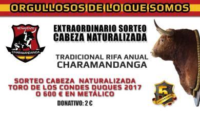 Photo of Charamandanga ya ha elegido los que serán los Toros de los Condes Duques 2018