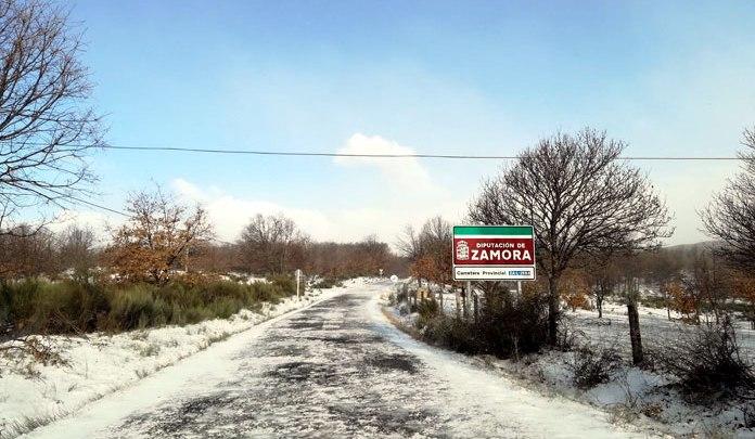 Photo of La primavera llega esta tarde con nevadas en las carreteras