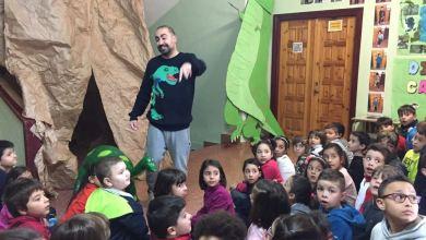 Photo of Excursión de los alumnos del CEIP Las Eras al CRA de Morales del Rey