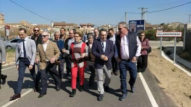 Photo of La Diputación dedica casi medio millón de euros en la carretera de Villardondiego