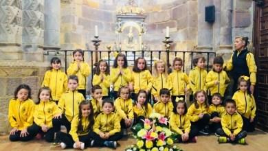 Photo of Los más pequeños del Colegio Virgen de la Vega visitan a «La Veguilla»