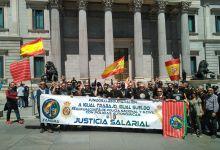 Photo of Jusapol pide amparo al Constitucional ante el veto del Gobierno a su ILP de equiparación salarial de policías