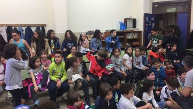 Photo of El CEIP Las Eras descubre el proyecto de fomento de la lectura en el CEIP Fernando II