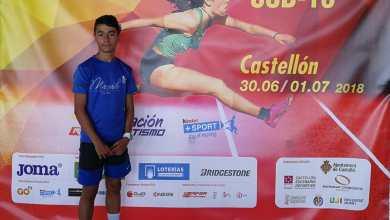 Photo of Buena posición para Daniel González en el Campeonato de España Sub 16