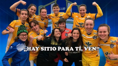Photo of El Atlético Benavente Femenino anima a las chicas a sumarse al equipo