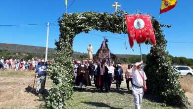 Photo of El Obispo de Astorga celebra San Lucas en Carracedo de Vidriales