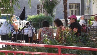 Photo of Fin de semana muy caloroso en Benavente llegando el domingo a los 34 grados
