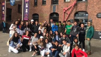 Photo of Viaje al Reino Unido de treinta alumnos del Colegio Virgen de la Vega