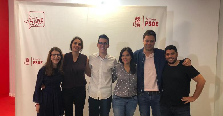 Photo of Álvaro Furones primer benaventano en la Secretaría General Provincial de Juventudes Socialistas