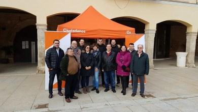 """Photo of Ciudadanos reclama """"igualdad de oportunidades"""" para los pueblos de la provincia"""