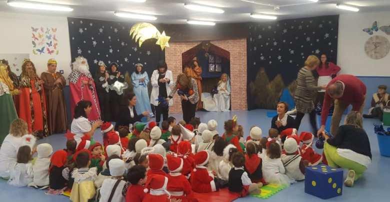 Photo of La guardería infantil La Veguilla también vive la Navidad