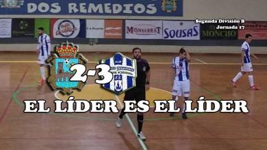 Photo of El plus de ser el líder también da victorias como la del Sala Ourense