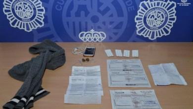 Photo of Dos detenidos en Zamora por la utilización de recetas falsificadas
