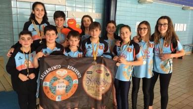 Photo of Salvamento Benavente consigue subirse quince veces al podium en el IX Trofeo «Ciudad de Palencia»
