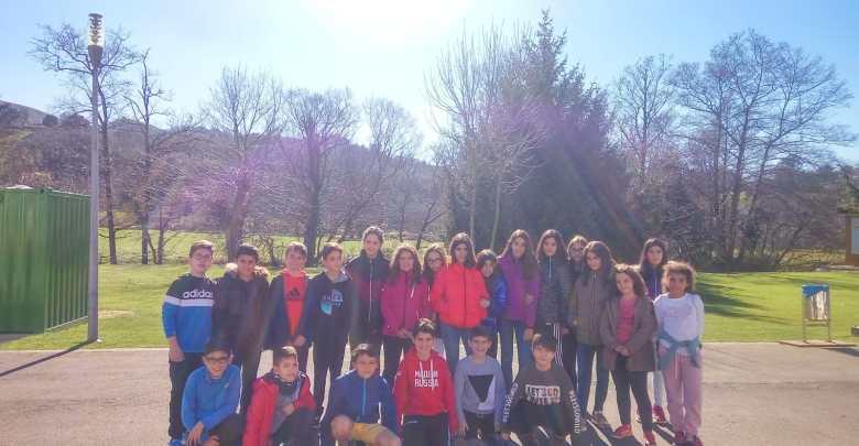 Photo of Semana de inmersión  lingüística en Cantabria de los alumnos de San Vicente de Paúl