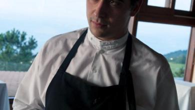 Photo of El benaventano Ciro Carro, sumiller del restaurante Akelarre, subcampeón de sumilleres de Euskadi