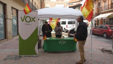 Photo of Listas completas a las elecciones autonómicas y municipales de VOX Zamora