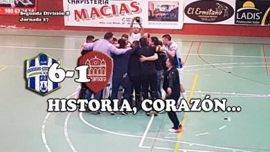 Photo of El Atlético Benavente sella el alirón con «tristeza» al ganar al F.S Zamora