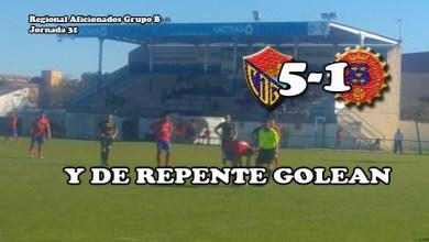 Photo of Y el C.D Benavente jugó, disfrutó y goleó al Béjar Industrial