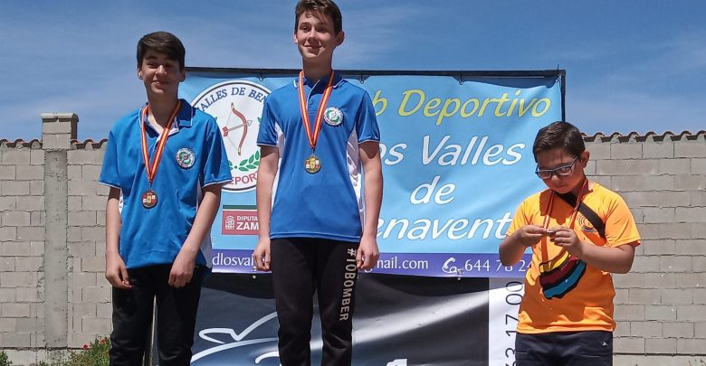 Photo of Atila Vega campeón de liga y Álex Martínez subcampeón para afrontar el Campeonato Nacional