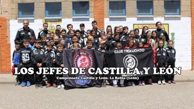 Photo of El Quesos el Pastor sigue siendo el rey del taekwondo en Castilla y León