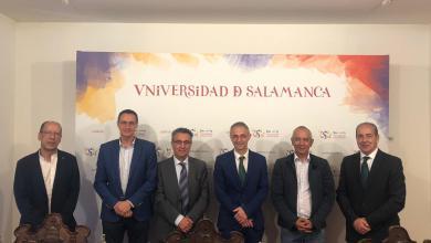 Photo of La universidad de Salamanca y Zamora10 avanzan hacia una estrecha colaboración.