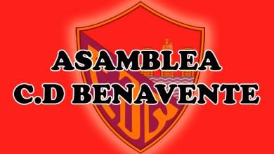 Photo of El C.D Benavente celebrará este miércoles una doble Asamblea de Socios