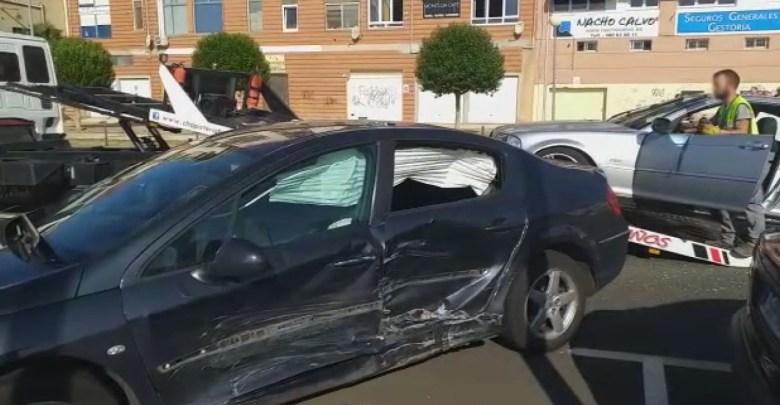 Photo of Tres personas evacuadas tras un aparatoso accidente en la Vía del Canal