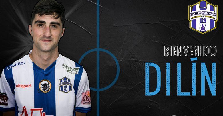 Photo of Dilín ya es oficialmente jugador del Atlético Benavente