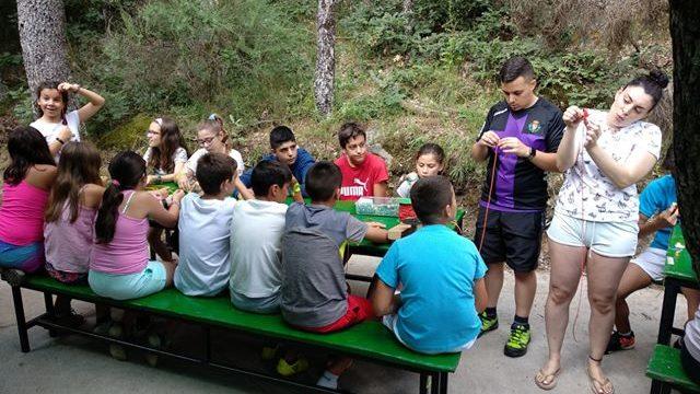 Photo of El Campamento Benavente – Tierra de Campos agota sus plazas con la participación de 100 niños