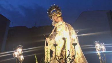 Photo of La Virgen del Carmen recorre las calles de Benavente con gran cantidad de fieles