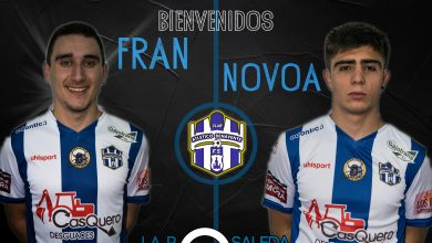 Photo of Fran y Novoa ya son jugadores del primer equipo del At. Benavente